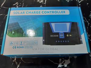 60A Solar Pwm Charge Controller 12/48v   Solar Energy for sale in Ekiti State, Ado Ekiti