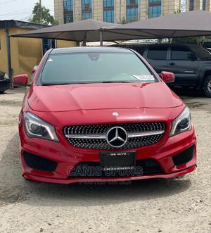 Mercedes-Benz CLA-Class 2015 Red | Cars for sale in Lagos State, Ajah