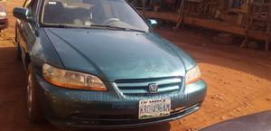 Honda Accord 2002 Coupe Green   Cars for sale in Kwara State, Ilorin East