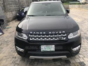 Land Rover Range Rover Sport 2016 HSE 4x4 (3.0L 6cyl 8A) Black | Cars for sale in Lagos State, Ajah