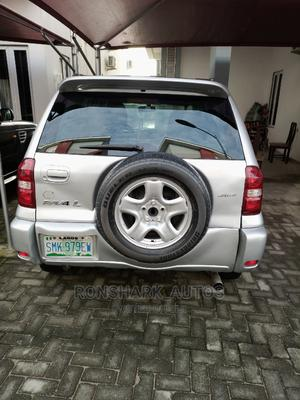Toyota RAV4 2004 Automatic Silver | Cars for sale in Lagos State, Lekki