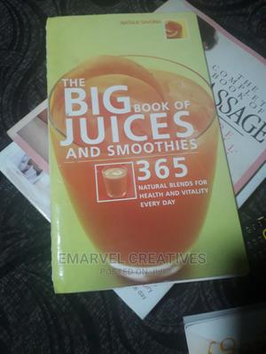 Natalie Savona The Big Book Of Juices And Smoothies: | Books & Games for sale in Lagos State, Surulere