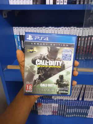 Ps4 Call of Duty Infinity Warfare   Video Games for sale in Lagos State, Ikeja