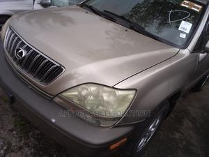 Lexus RX 2002 Gold | Cars for sale in Lagos State, Abule Egba