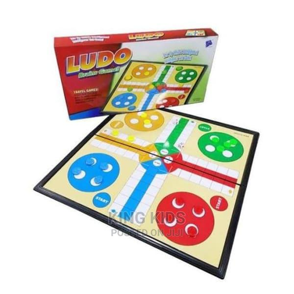 Archive: Magnetic Ludo Game