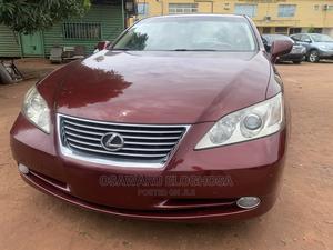 Lexus ES 2009 350 Red | Cars for sale in Edo State, Benin City