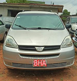 Toyota Sienna 2004 Silver   Cars for sale in Anambra State, Onitsha