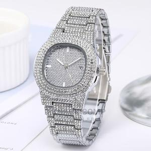 Stone Wristwatch - Silver | Watches for sale in Imo State, Owerri