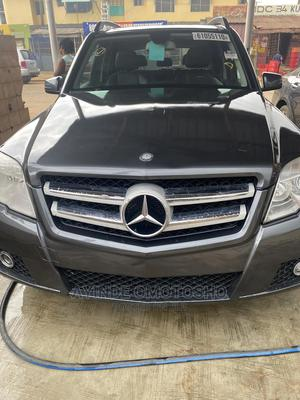 Mercedes-Benz GLK-Class 2010 350 4MATIC Gray | Cars for sale in Lagos State, Alimosho