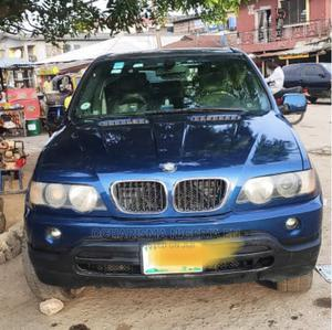 BMW X5 2001 Blue | Cars for sale in Lagos State, Surulere