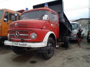 Mercedes 1113 Tipper With Axillary | Trucks & Trailers for sale in Lagos State, Apapa