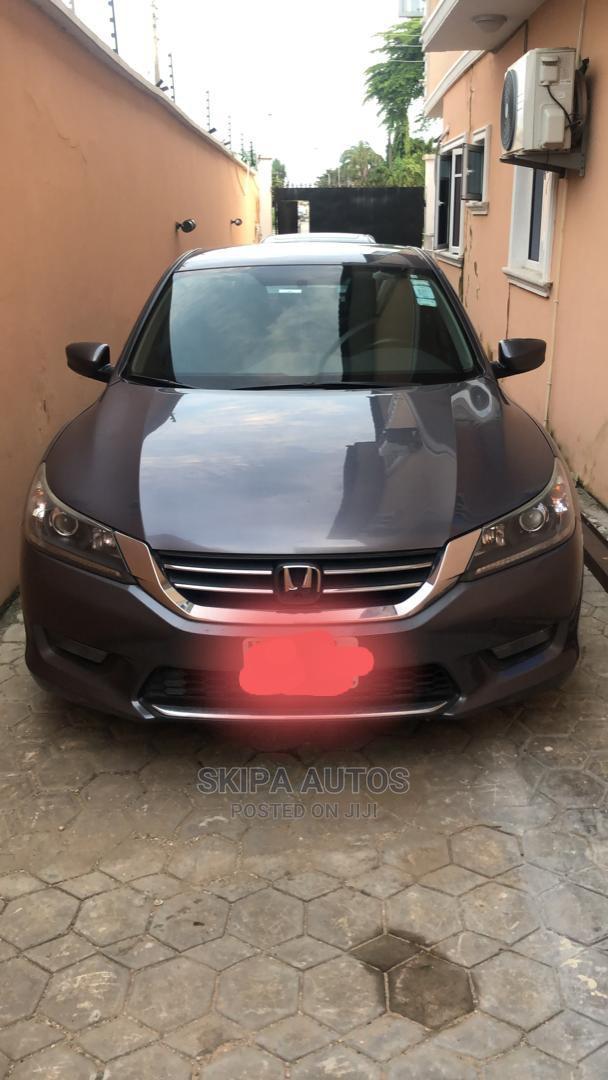 Honda Accord 2014 Gray