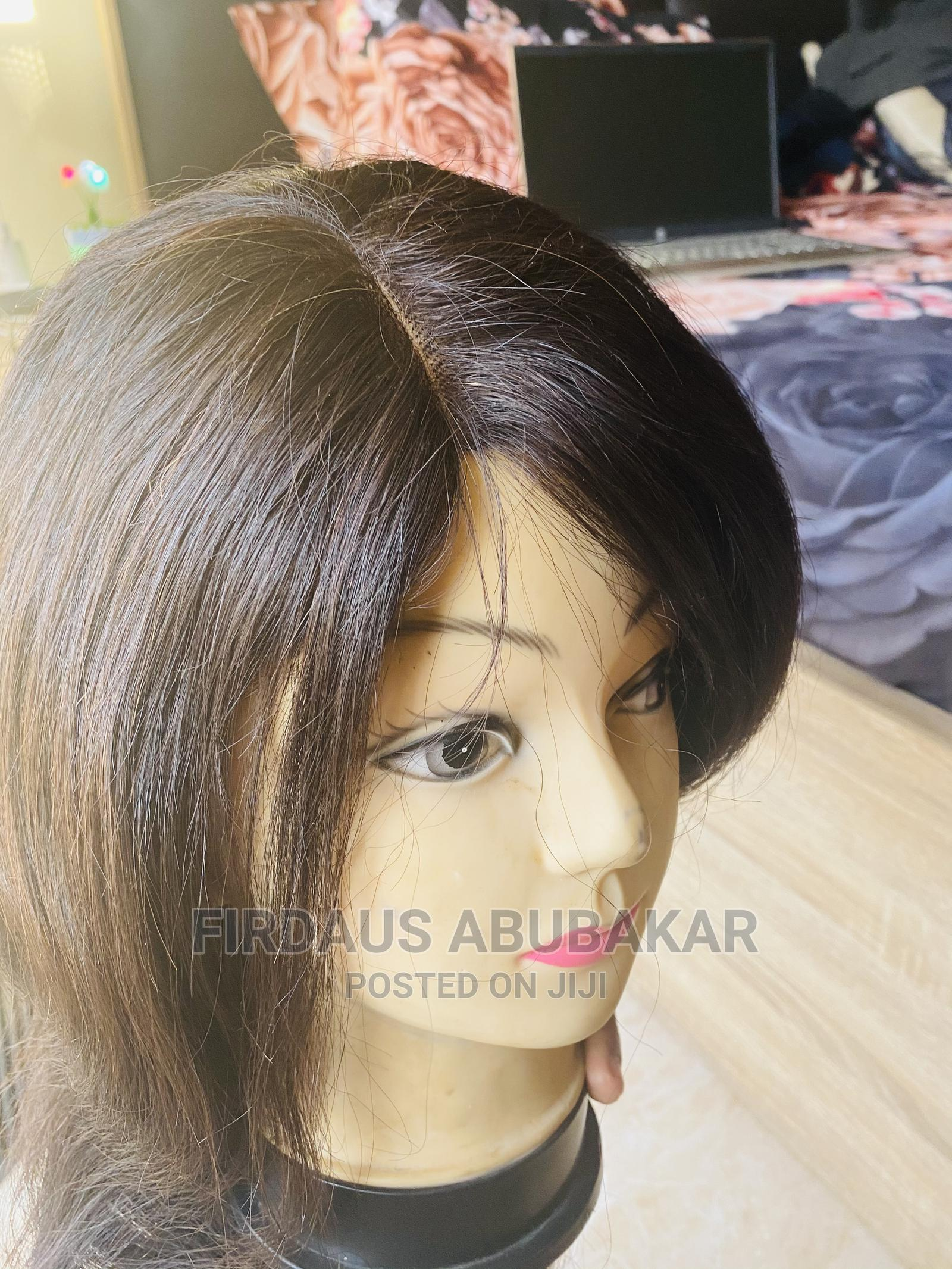 14 Inches Human Hair With Closure