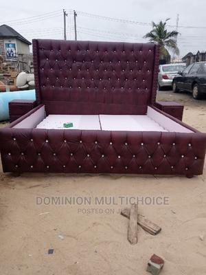 Royal Upholstery Bedframe | Furniture for sale in Lagos State, Lekki