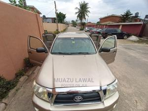 Toyota Tacoma 2006 PreRunner Access Cab Gold | Cars for sale in Lagos State, Alimosho