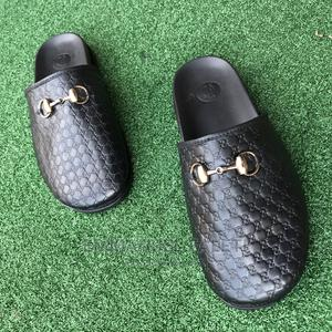 Gucci Leather Half Shoe | Shoes for sale in Lagos State, Mushin