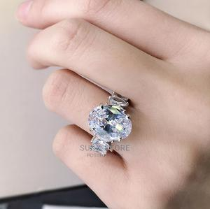 Sterling Silver Engagement Ring   Wedding Wear & Accessories for sale in Abuja (FCT) State, Mpape