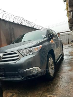 Toyota Highlander 2012 Limited Gray | Cars for sale in Lagos State, Amuwo-Odofin