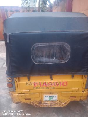Piaggio 2017 Yellow   Motorcycles & Scooters for sale in Lagos State, Ifako-Ijaiye