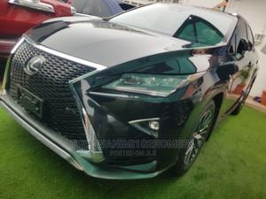 New Lexus RX 2017 350 F Sport AWD Black   Cars for sale in Lagos State, Ifako-Ijaiye