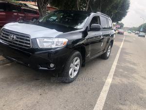 Toyota Highlander 2009 Limited Black | Cars for sale in Abuja (FCT) State, Garki 2
