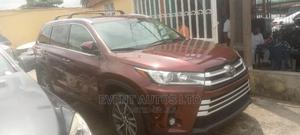Toyota Highlander 2017 Red | Cars for sale in Lagos State, Surulere