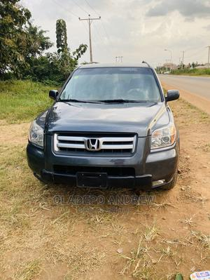 Honda Pilot 2006 Gray | Cars for sale in Oyo State, Ibadan
