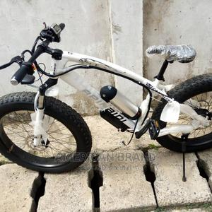 Brand New Fat Tire Electric Bicycle With Display | Sports Equipment for sale in Lagos State, Ajah
