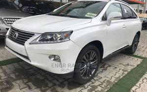 Lexus RX 2013 White   Cars for sale in Lagos State, Ikeja