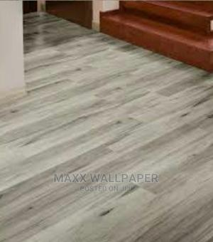Luxury Vinyl Floor Tiles Reusable Durable(Free Installation | Building Materials for sale in Abuja (FCT) State, Gwagwa