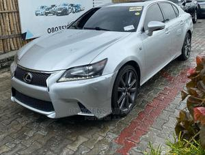 Lexus GS 2014 350 4WD Silver | Cars for sale in Lagos State, Lekki