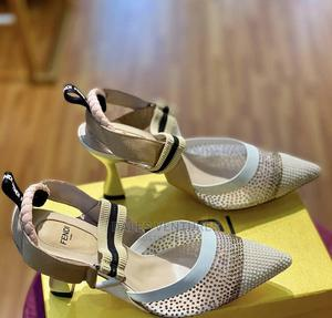 Luxury FENDI Sandal Shoes for Women   Shoes for sale in Lagos State, Lekki
