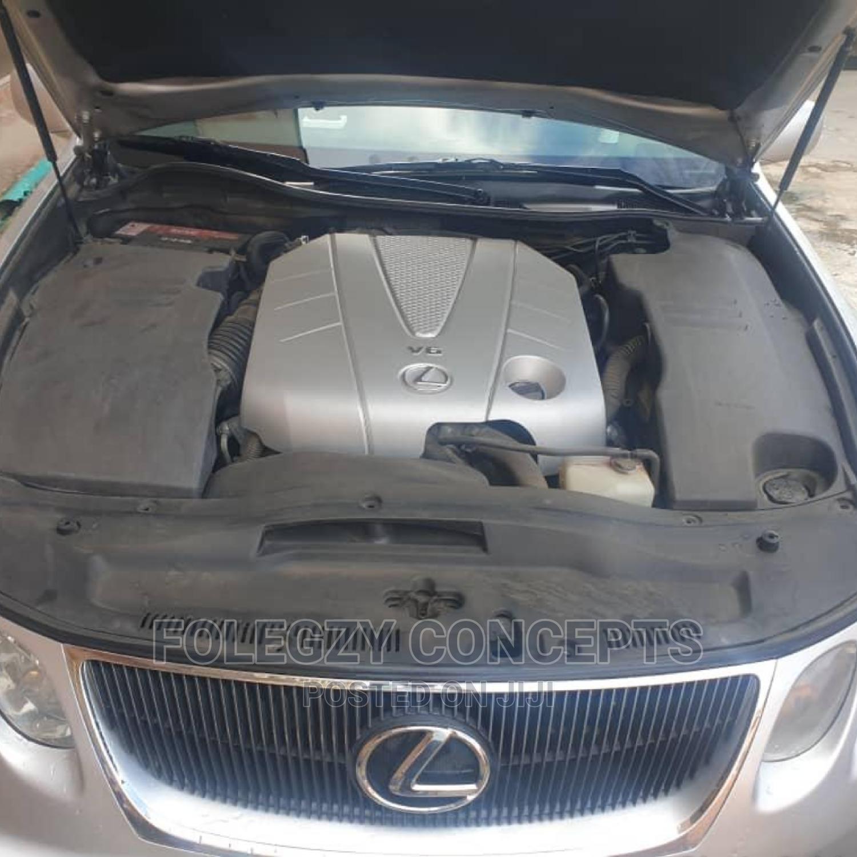 Archive: Lexus GS 2007 350 Silver