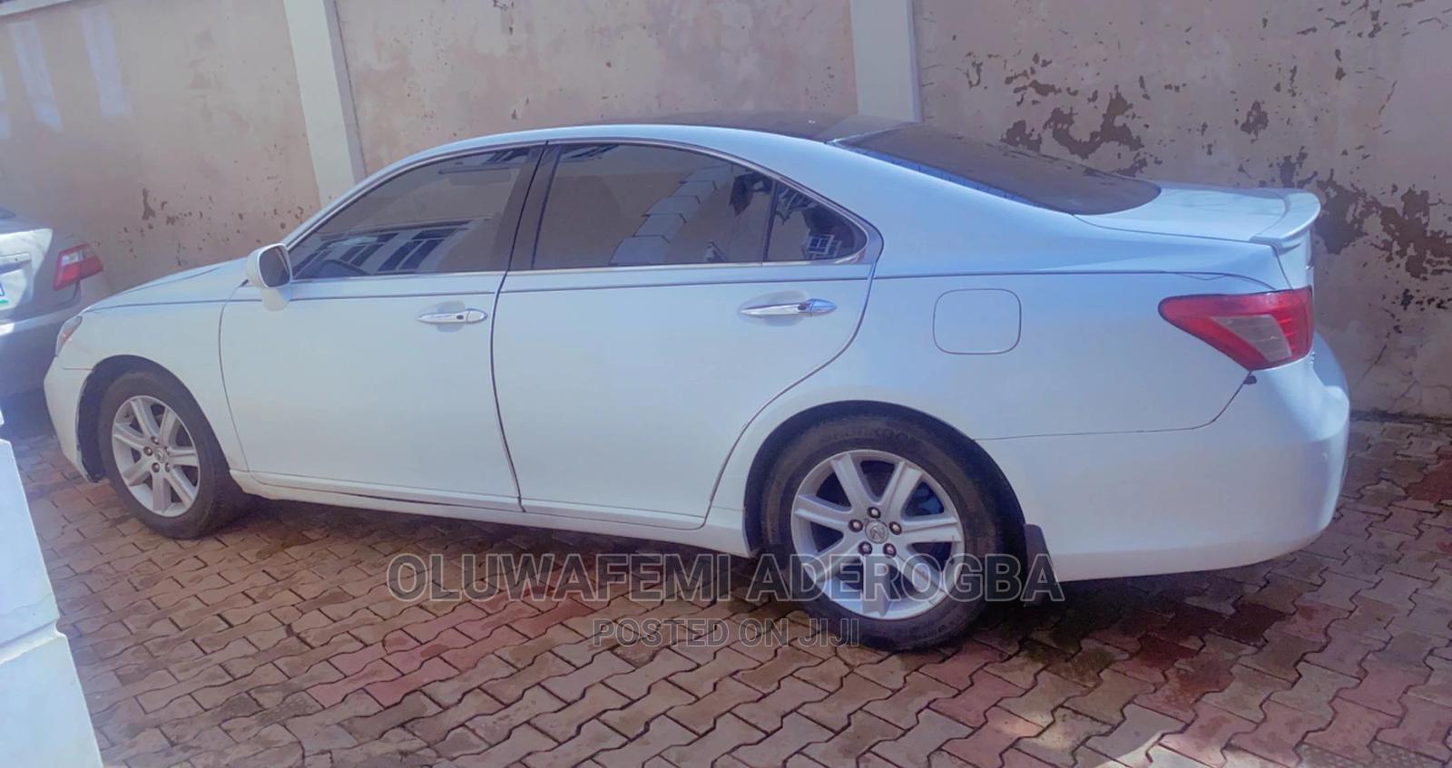 Archive: Lexus ES 2009 350 White