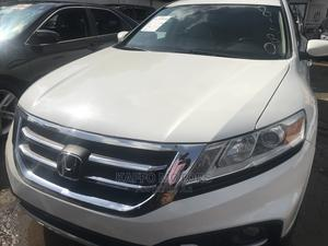 Honda Accord CrossTour 2013 EX-L W/Navigation White | Cars for sale in Lagos State, Ikeja