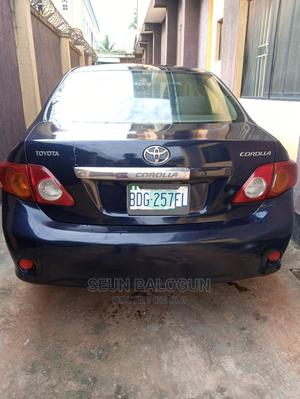 Toyota Corolla 2010 Blue | Cars for sale in Lagos State, Ikorodu