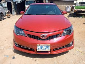Toyota Camry 2013 Red | Cars for sale in Kwara State, Ilorin West