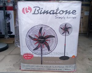 "Binatone Standing Fan 20"" Ts - 2020 | Home Appliances for sale in Lagos State, Yaba"