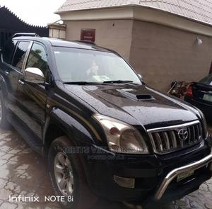 Toyota Land Cruiser Prado 2007 Black | Cars for sale in Lagos State, Abule Egba