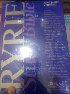 King James Study Bible   Books & Games for sale in Lagos State, Ikeja