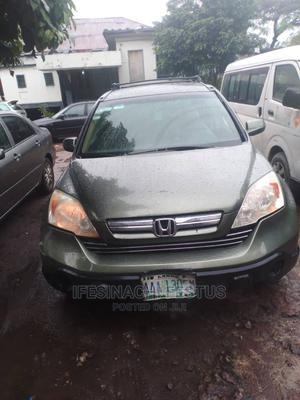 Honda CR-V 2008 Green | Cars for sale in Lagos State, Surulere
