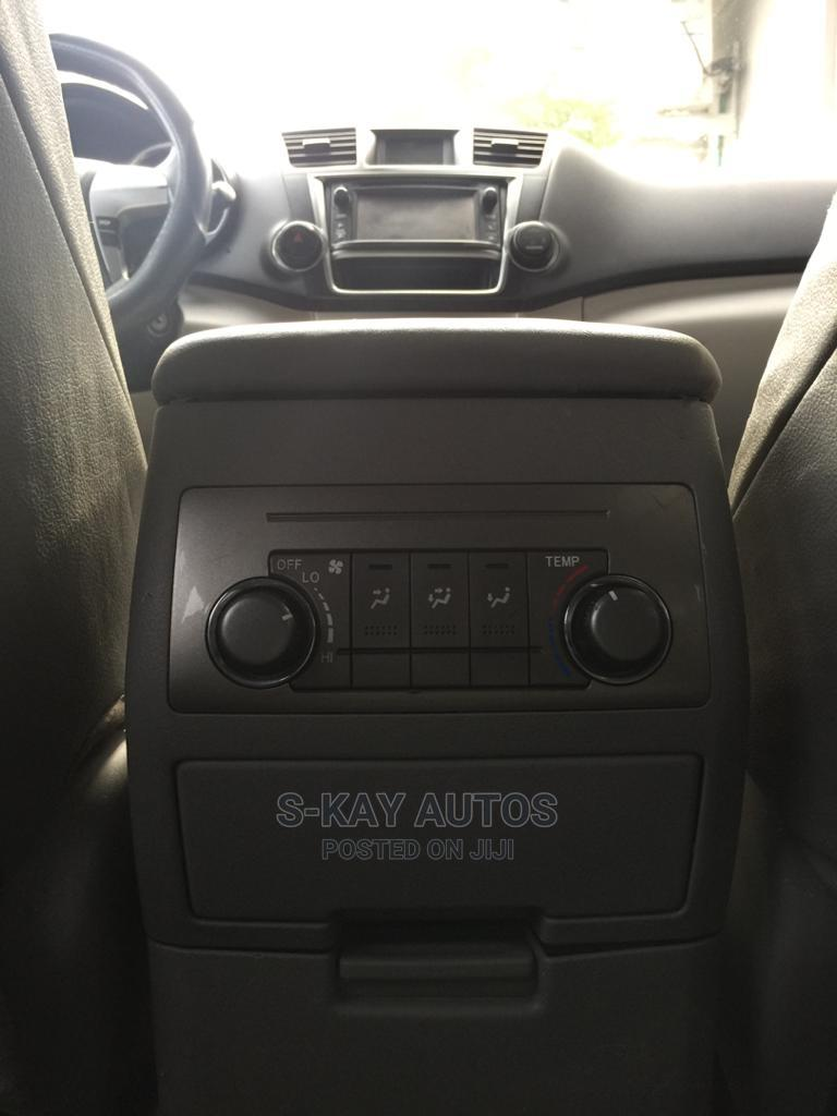Toyota Highlander 2013 Gray   Cars for sale in Surulere, Lagos State, Nigeria