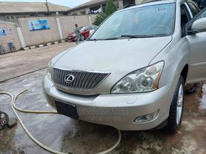 Lexus RX 2007 350 Gold | Cars for sale in Lagos State, Abule Egba