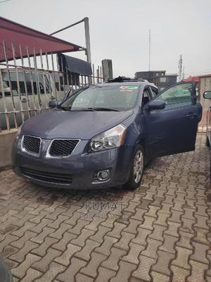 Pontiac Vibe 2008 Gray | Cars for sale in Lagos State, Ojodu