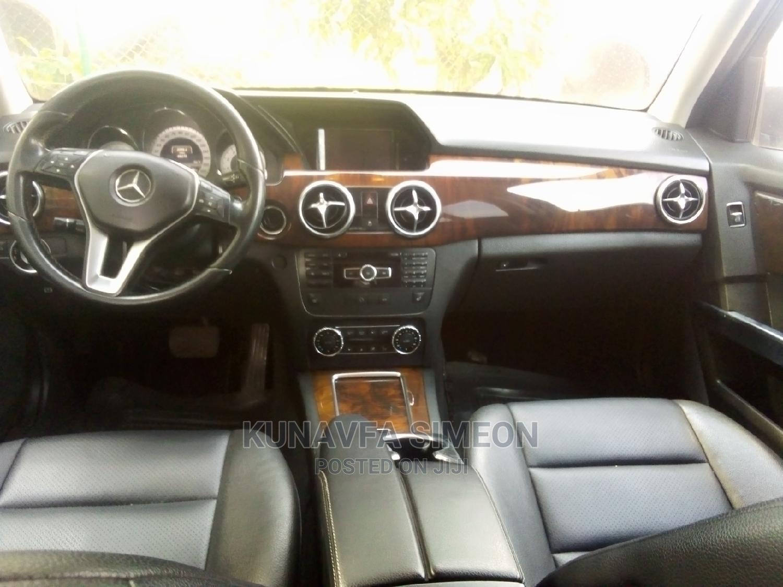 Archive: Mercedes-Benz GLK-Class 2015 Gray