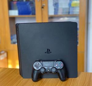 Foreign Used Playstation 4 With 10 Games   Video Game Consoles for sale in Lagos State, Oshodi