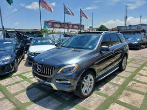 Mercedes-Benz M Class 2013 ML 350 4Matic Blue | Cars for sale in Lagos State, Lekki