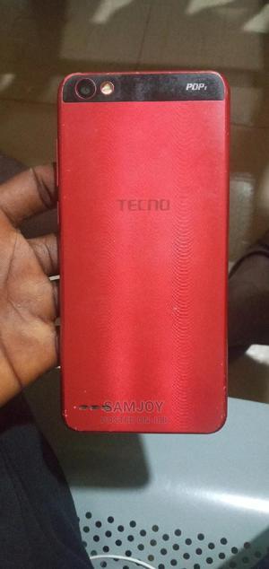 Tecno Pop 1 8 GB Red | Mobile Phones for sale in Lagos State, Ikorodu
