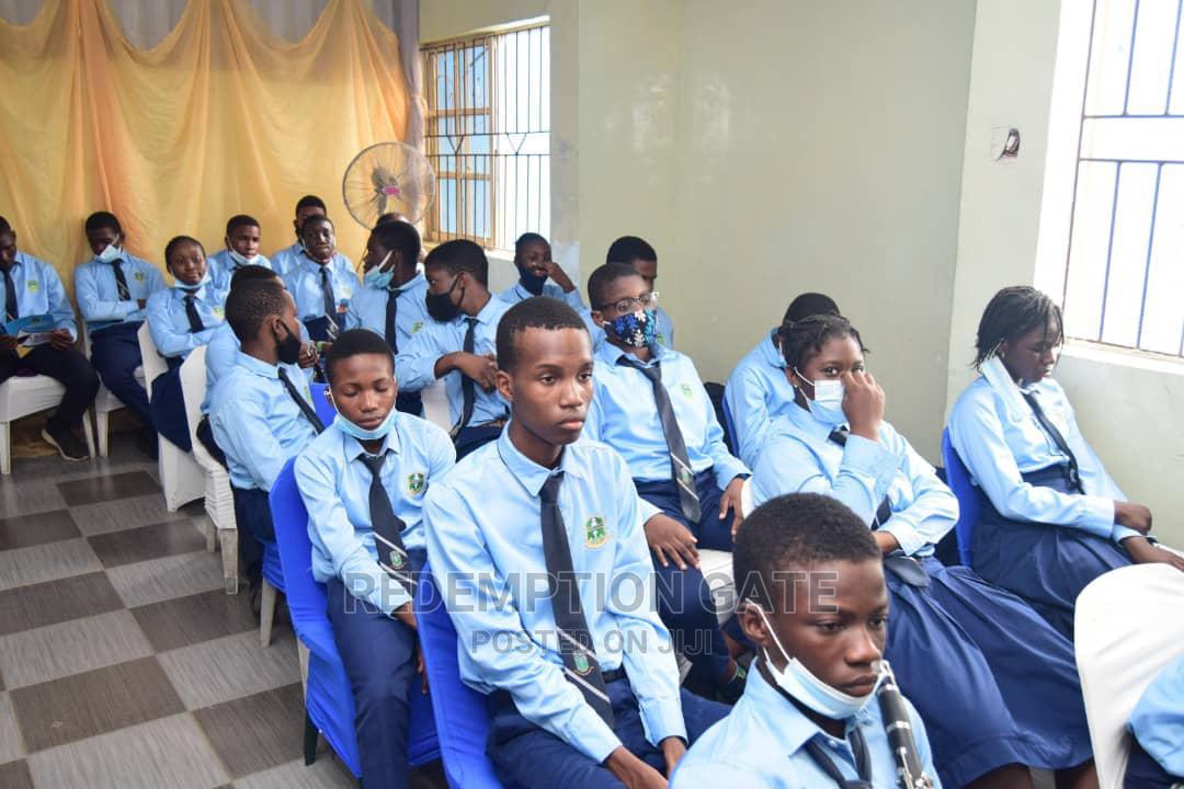 Admission Into Senior Secondary School