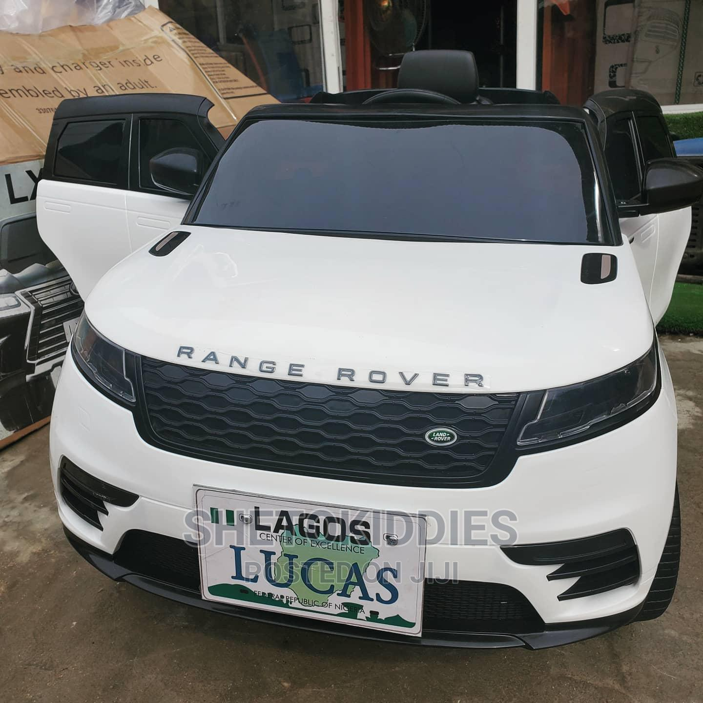 Archive: Range Rover Car Toy